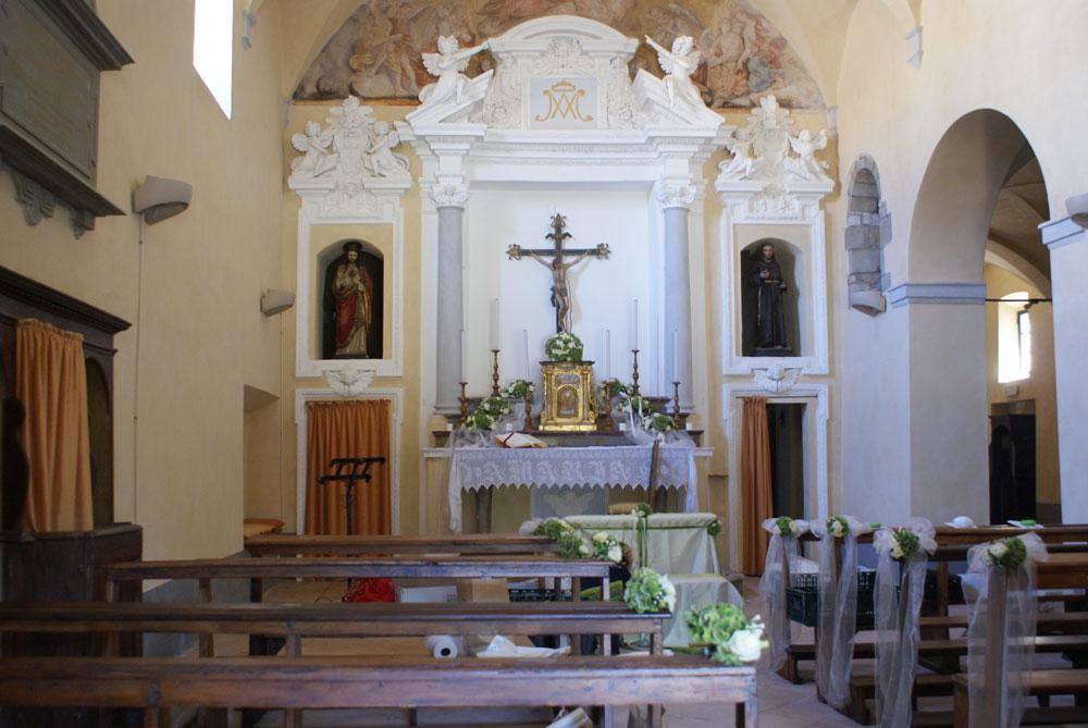 Antico convento del petreto di scansano for Interno a un convento