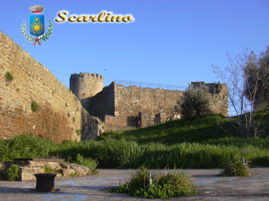 Il castello di Scarlino