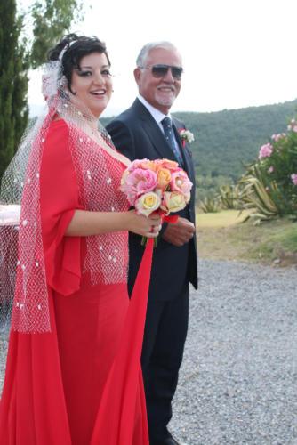 Luigi con Giovanna